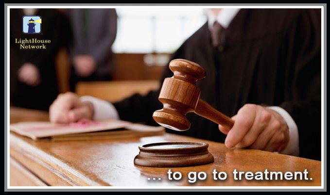 Court Ordered Drug rehab